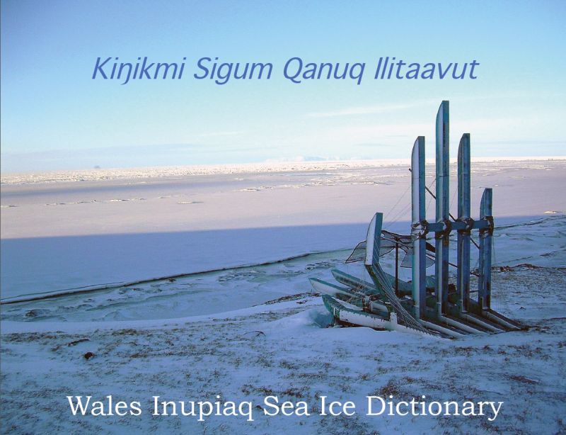 100+ Inuit Words for Sea Ice: A Guest Post by Igor Krupnik - Rogers Archaeology Lab