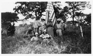 SI-Roosevelt African Expedition