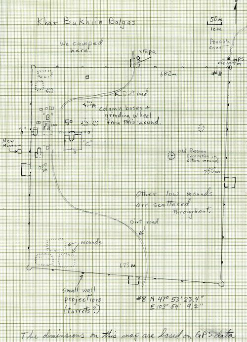 Khar Bukhin map