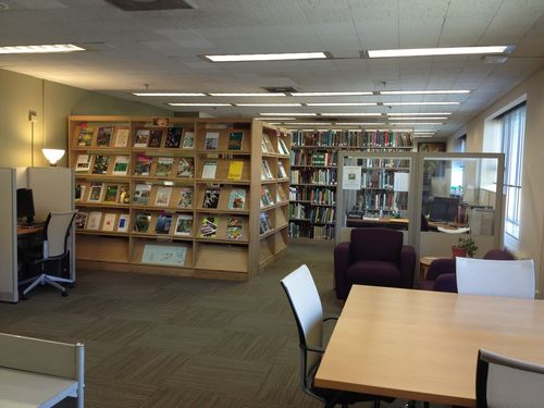 Botany-Horticulture Library