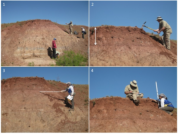 Paleosol Collecting2