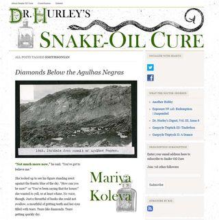 Dr_Hurleys_SnakeOil_Cure