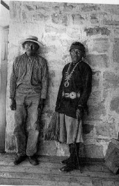 Navajo berdache