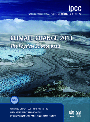 IPCC Climate Change 2013