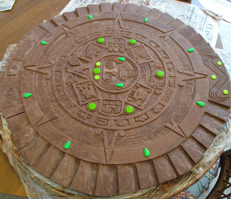 2011 cake