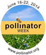 Pollinator Week - June 16-22, 2014