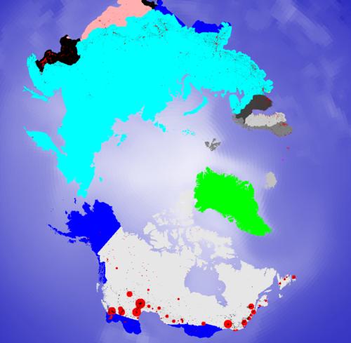 Northlands II Map