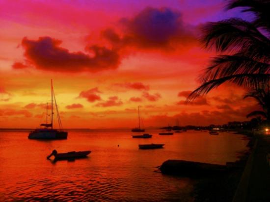 Sunset Kralendijke