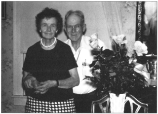 Lyman and Ruth Smith at home in 1978. (Photo courtesy of Chris and Ann Smith)