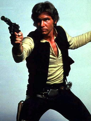 Han Solo (credit: Wikipedia).