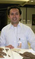 Cuatrecasas Travel Award Fellow Jorge A. Perez-Zabala.