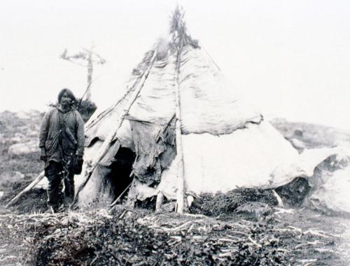 Mistinipi 1906 tent