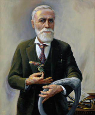 Painting of Dr. Agustín Stahl (1842 –1917) by Félix Bonilla Norat, Sala de Colección Puertorriqueña, UPR-RUM. Reproduced in the new illustrated facsimile of the first edition of Stahl's Estudios (Volume 1) with permission by Juan Bonilla, Cataño, Puerto Rico.