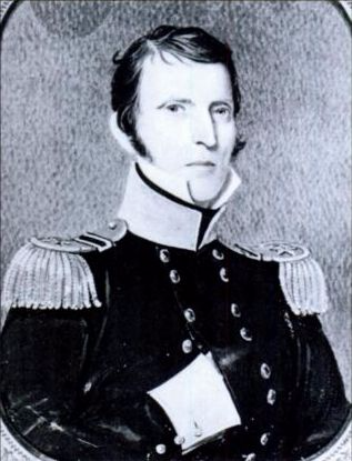 Portrait of Colonel Henry Leavenworth