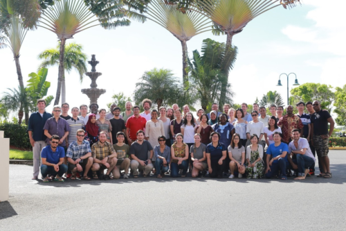 The participants of the 7th annual ForestGEO data analysis workshop
