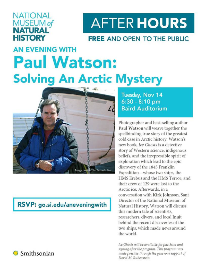 Solving An Arctic Mystery