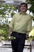 Stuart Davies (Photo by Nick Welles, Harvard News Office)