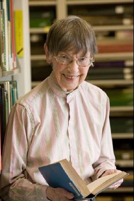 Ruth Schallert in 2007 (Photo by Chip Clark)