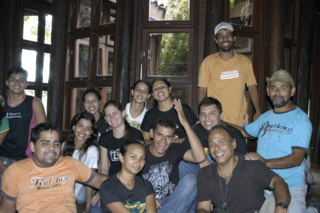 Students from Universidade Federal do Acre that participated in Pedro Acevedo's Sapindaceae mini-class.