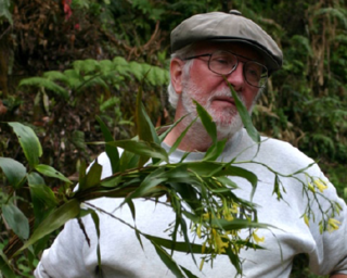 Norris H. Williams received the 2009 Jose Cuatrecasas Medal for Excellence in Tropical Botany