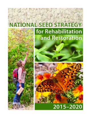 National Seed Strategy for Restoration and Rehabilitation