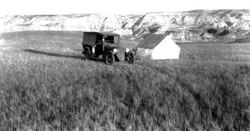 Gilmore Fieldcamp Upper Cretaceous MT 1928
