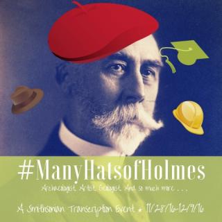 #ManyHatsofholmes