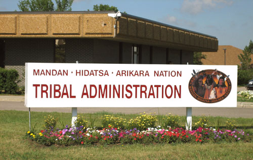 Tribal administration headquarters