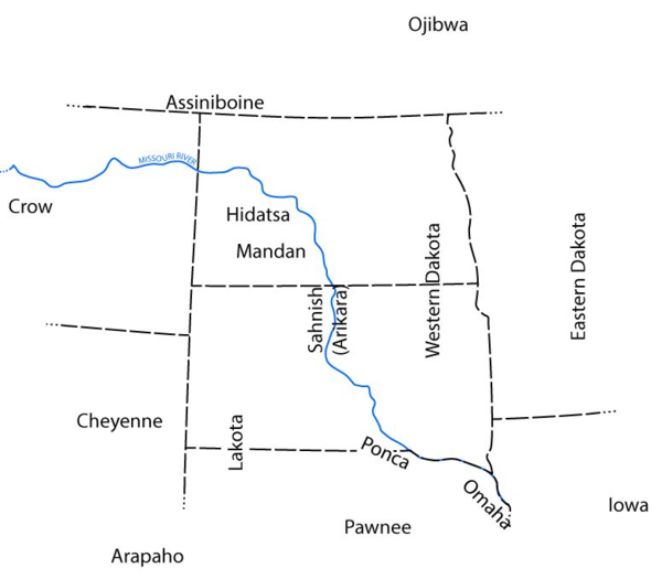 The Upper Missouri River Basin In The Nineteenth Century