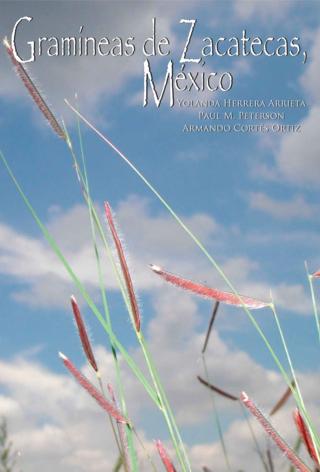Gramineas de Zacatecas, Mexico