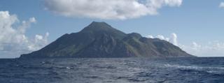 Saba Island in the Caribbean Sea (Photo by Jeff Williams)