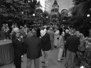 Reception for the Smithsonian Botanical Symposium.