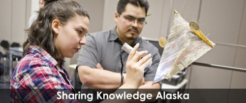 Click Here to Visit Sharing Knowledge Alaska!