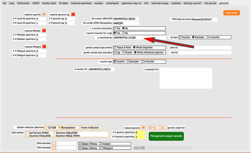 Dikowt_genetic_sample_specimen_arrow
