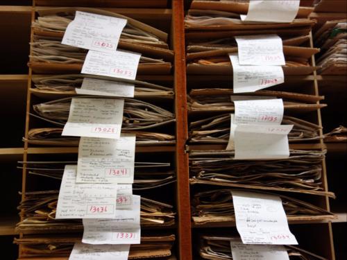 US National Herbarium (photo by Ingrid Lin)