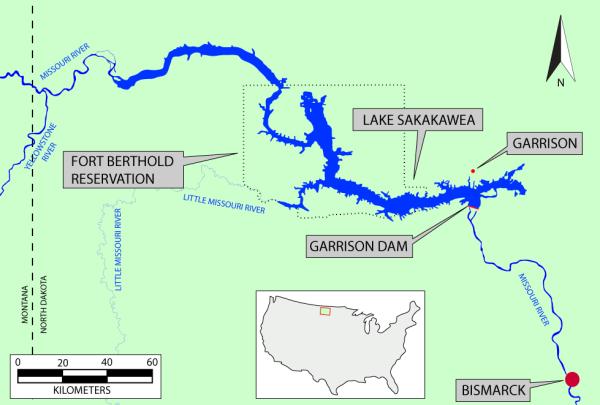Garrison New York Map.Garrison Dam Rogers Archaeology Lab