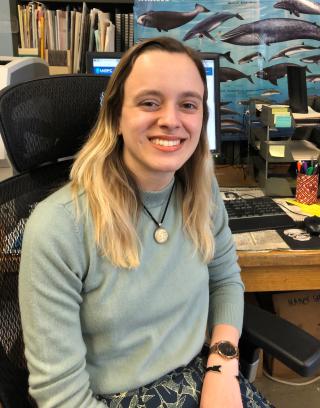 Gina Reitenauer- volunteer appreciation2