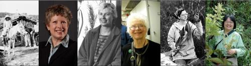Women of the United States National Herbarium