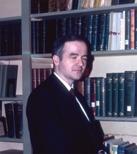 Harold Robinson in 1965. (photo by Smithsonian Institution)